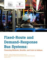 Fixed-Route and Demand-Response Bus Systems: - Citilink