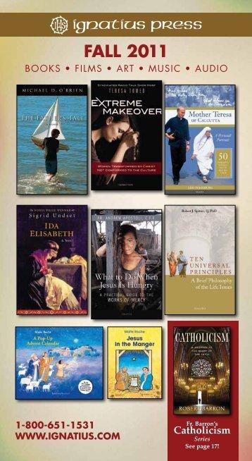 FALL 2011 - Ignatius Press