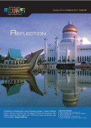 Brunei - Logo Reisen