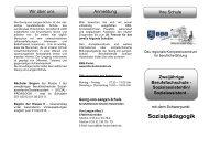 Sozialpädagogik - BBS-Holzminden