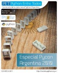 Ebook - PET: Python Entre Todos - Python Argentina