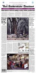 February 6, 2013 - Goldendale Sentinel