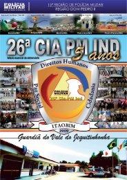 REVISTA DA 26ª CIA PM IND