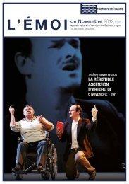 L'ÉMOI de Novembre 2012 N°49 - Yverdon-les-Bains