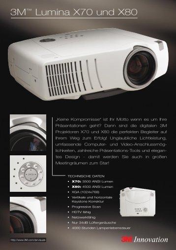 3M™ Lumina X70 und X80 - Kuhlmann