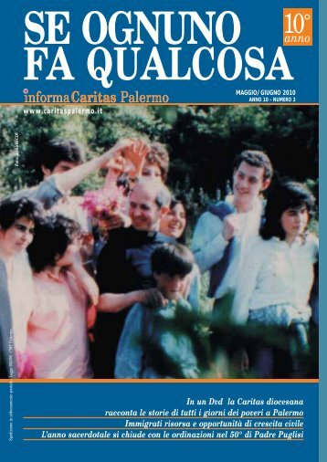 maggio/giugno - Caritas Diocesana di Palermo