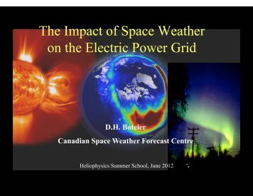 Boteler_The Impact of Space Weather on the Electric Power Grid.pdf