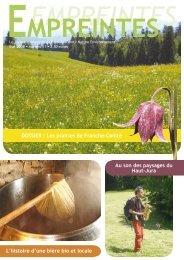 Empreintes - La maison de l'environnement de Franche-Comté