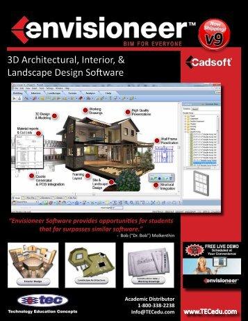 Academic Brochure (pdf) - Tech Ed Concepts