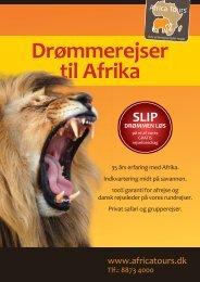 Drømmerejser til Afrika