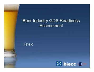 NBWA Readiness Assessment - National Beer Wholesalers ...