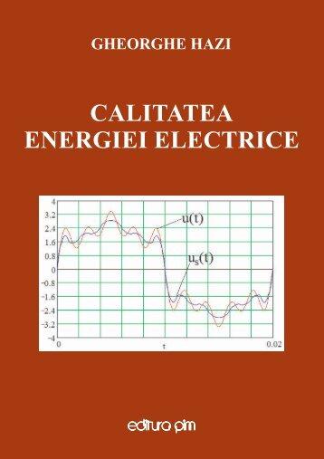 Calitatea energiei electrice - PIM Copy