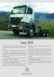 Axor 2831 48 6x4
