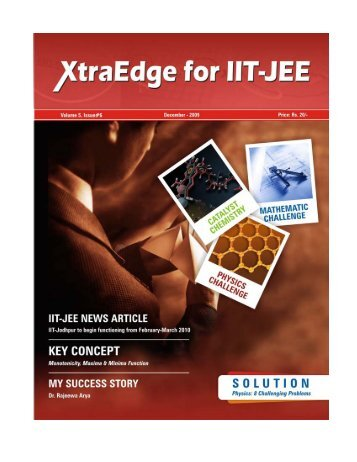 IIT-JEE 2010 - Career Point