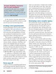 Loosening the SSDI Knots - National Multiple Sclerosis Society - Page 6