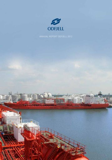 Odfjell SE Annual Report 2012
