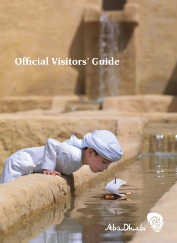 Official Visitors' Guide - Visit Abu Dhabi