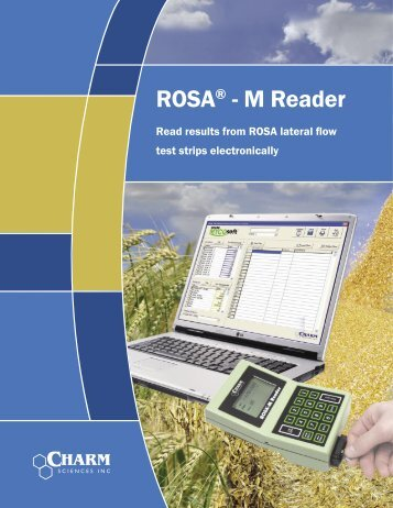 Please Click Here to Download the ROSA-M Reader Brochure