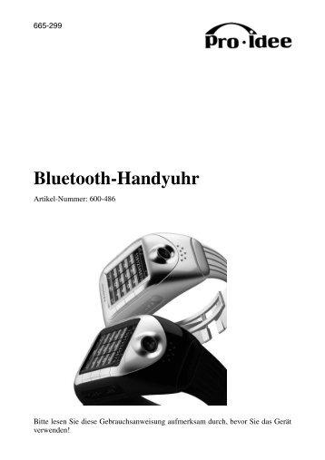 Bluetooth-Handyuhr