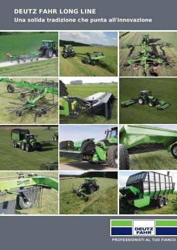 deutz fahr gamma - Attrezzature Agricole