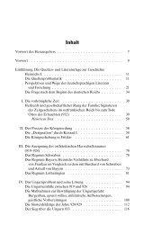 Inhalt - Primus Verlag GmbH