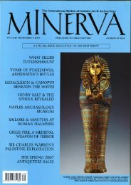 Page 1 The International Review of Ancient Art 81: Archaeology N ...