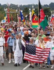 FINAL 2011 Annual Report - National Peace Corps Association