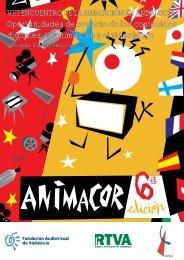 Descargar dossier - Fundación Audiovisual de Andalucía