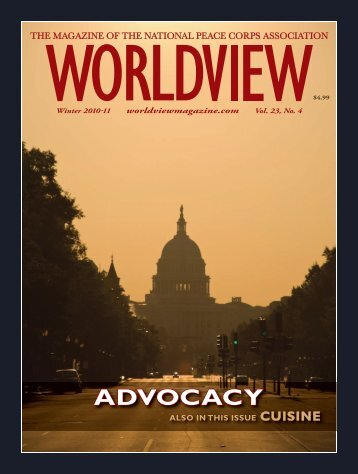 Worldview - National Peace Corps Association