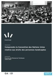 Comprendre la Convention des Nations Unies ... - Hiproweb.org