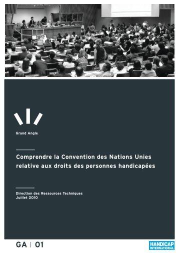 Comprendre la Convention des Nations Unies ... - Hiproweb.org