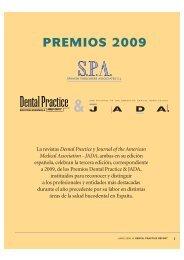 La revistas Dental Practice y Journal of the American Medical ...