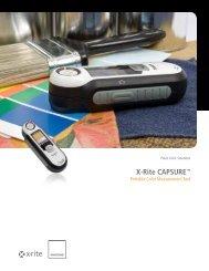 Paint Color Solutions - X-Rite