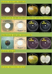 john lennon - applerecords.nl