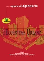 Ecosistema Urbano 2007 - Legambiente