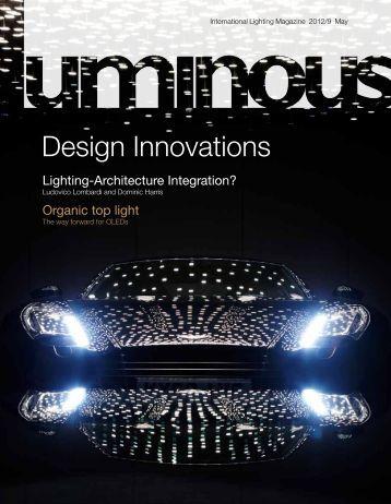Design Innovations - Philips Lighting
