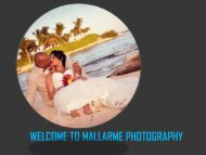 Best wedding day photographer in playa del carmen - Mallarmé Photography