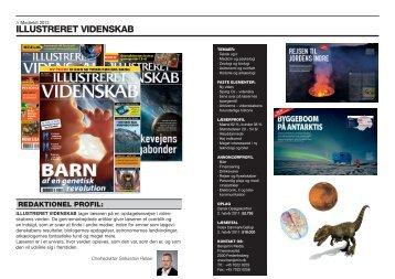 ILLUSTRERET VIDENSKAB - Benjamin Media