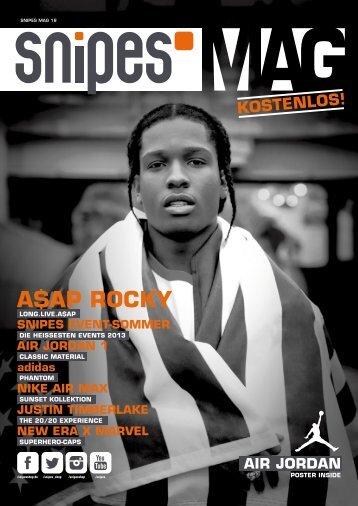 A$AP ROCKY - Snipes