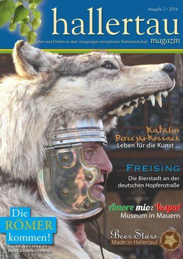 Hallertau Magazin  2/2014