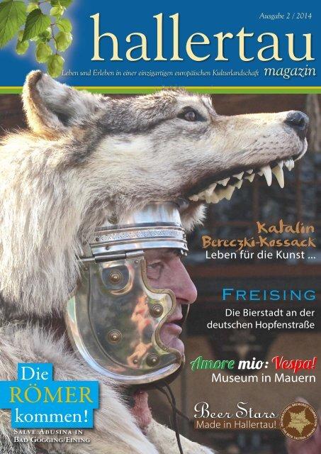 hallertau magazin  2014-2
