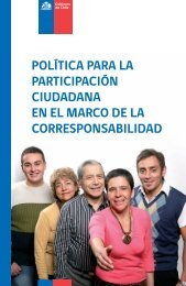 política para la participación ciudadana en el marco de la ...