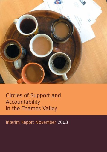 Circles of Support and Accountability - Interim report [PDF ... - Quakers