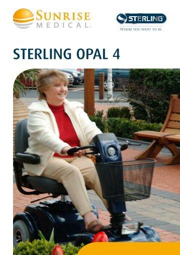 STERLING OPAL 4 - Hjelpemiddeldatabasen