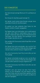 Bavarian Texas Hold'em - Spielbanken Bayern - Seite 3