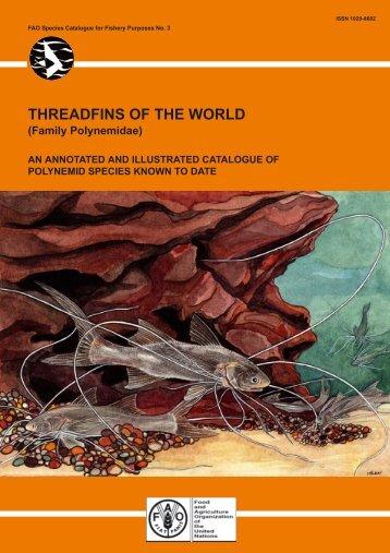 THREADFINS OF THE WORLD