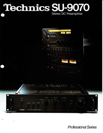 Technics_Pro_1980 - Preservation Sound
