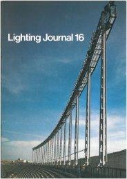 Page 1 6 1 .nla n r u O J hting Lig Page 2 Page 3 Lighting Journal ...