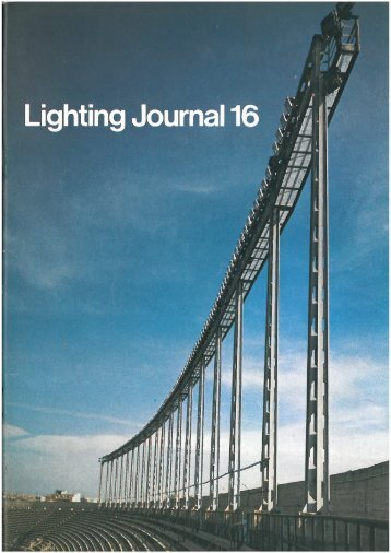 Page 1 6 1 .nla n r u O J hting Lig Page 2 Page 3 Lighting Journal ...
