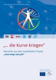 """""""… die Kurve kriegen"""" - Europa-Büro der Freien Wohlfahrtspflege"""